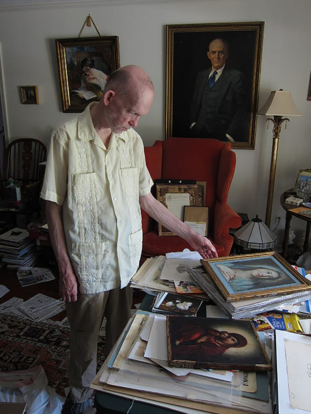 Talking With America's Best Art Forger and the Man Who Tracked Him Down