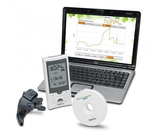 New Power Cost Monitor Lets Anyone Use Microsoft Hohm