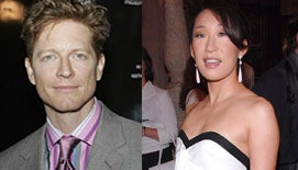 Hollywood PrivacyWatch: Sandra Oh and Eric Stoltz