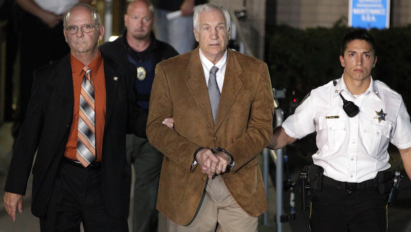 Jerry Sandusky Is Already Complaining About Life In Jail