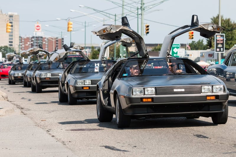 Why Detroit Still Matters To Car Enthusiasts