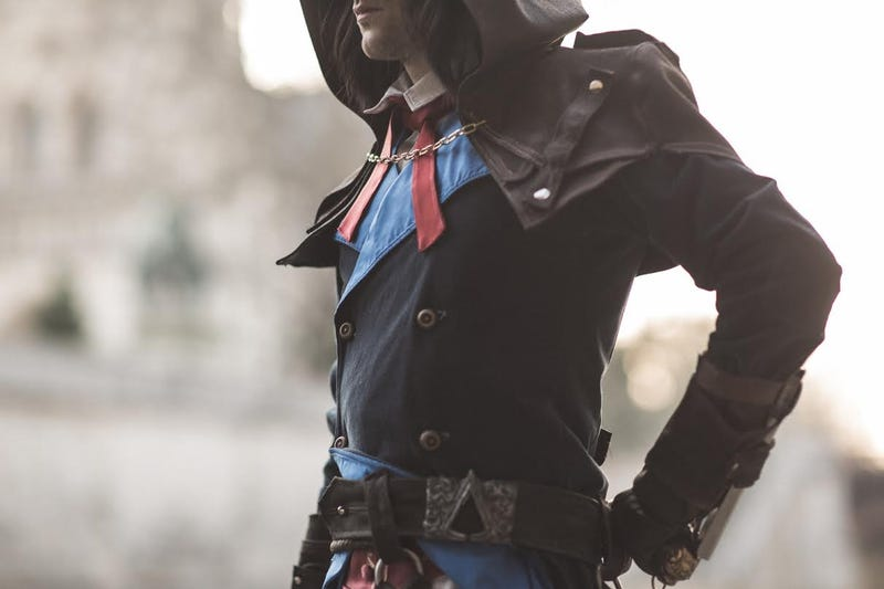 2014: We Have Cosplay For A Game That's Not Even Out Yet