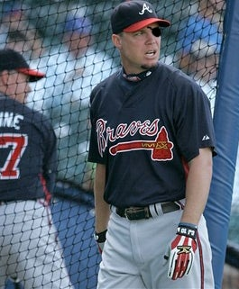 Chipper Jones Is Hitting EVERYTHING This Season