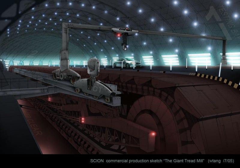Never-Before-Seen Concept Art from A.I., Hulk, and Other Movies!