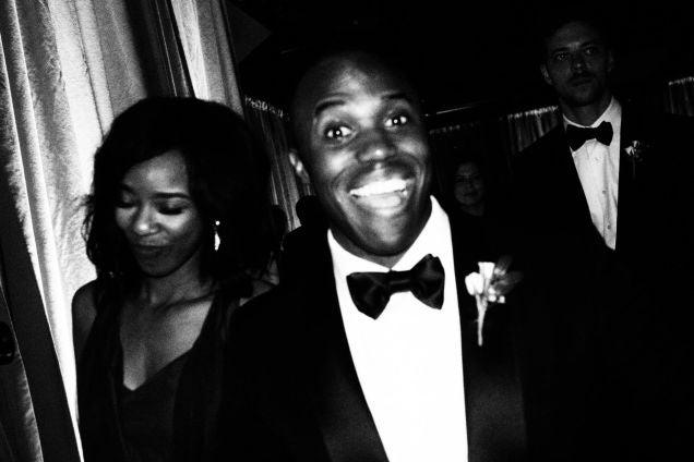 """I so drunk as North America's largest"": Cink.hu on the Denton Wedding"