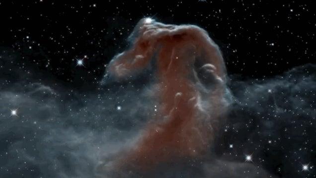 Káprázatos űrvideók a Hubble képeiből