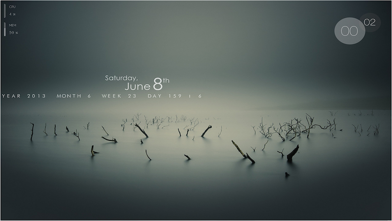 The Deserted Desktop