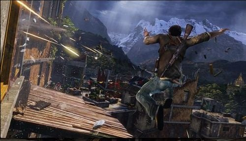 Uncharted 2: Hands On With Single-Player Stealth