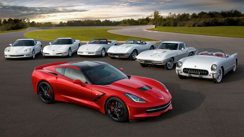 The New Lighter Corvette Stingray Is Heavier Than The Old Corvette