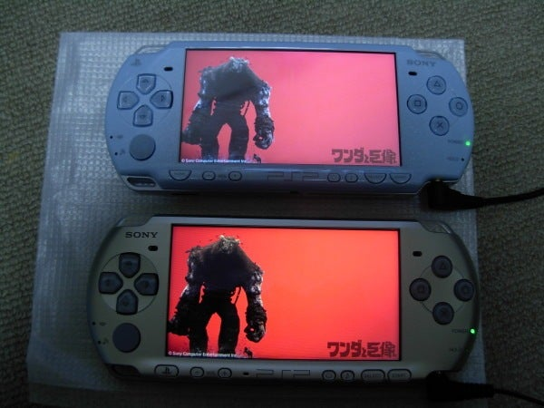 Let's Compare PSP 3000 (Again!)
