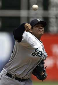 Felix Hernandez Informed By Internet That He Has Other Pitches Besides Fastball