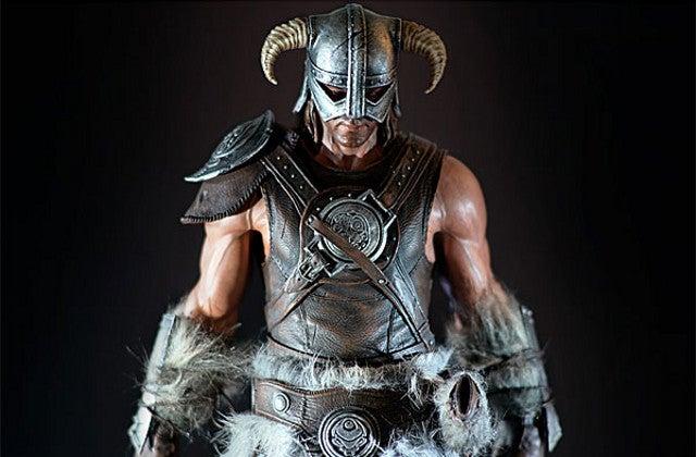Best Dragonborn Statue? Best Dragonborn Statue.