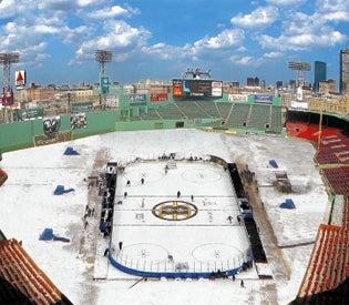 Fenway On Ice