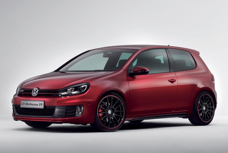 VW Unveils Berry-Flavored Golf GTI, Polo Wörthersee Concepts