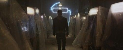 Tron Legacy Trailer Teaser Shots