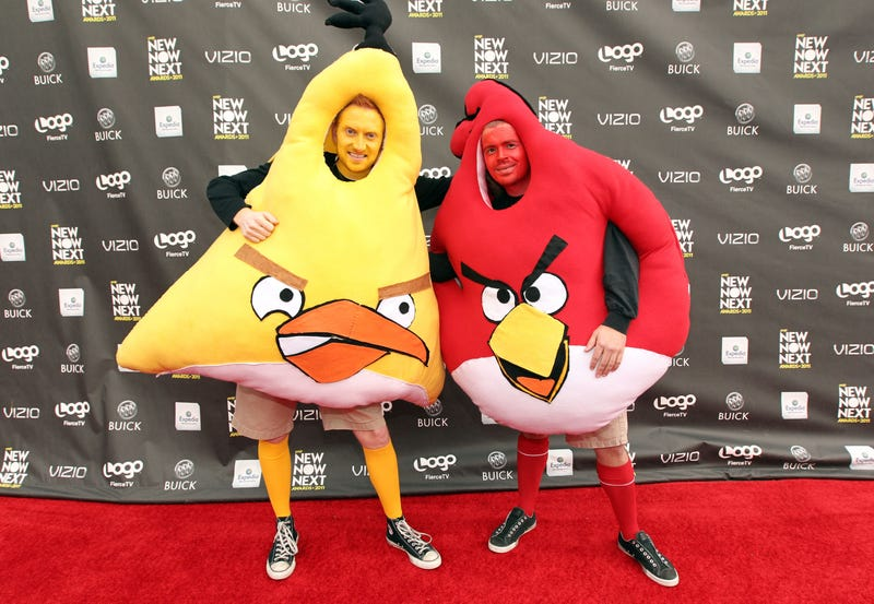 Angry Birds CEO Resigns Because Who the Hell Still Plays That?