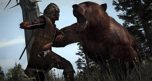 Hunt Big Game and Win a Trophy in Red Dead Redemption