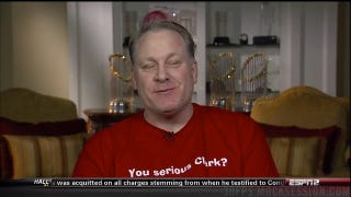 Curt Schilling Has Disproved Evolution