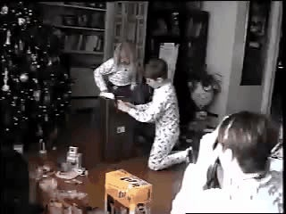A Christmas Morning Memory to Make Us Feel Really Old