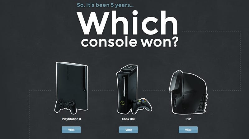 Console War Revisionist History Alert
