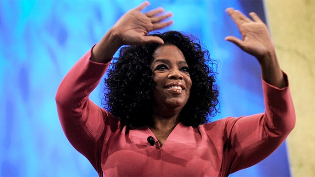 How Can Oprah Save Her Crappy Network?