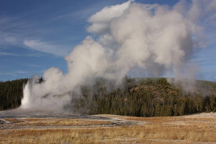 Yellowstone Due for Eruption that Could Obliterate North America