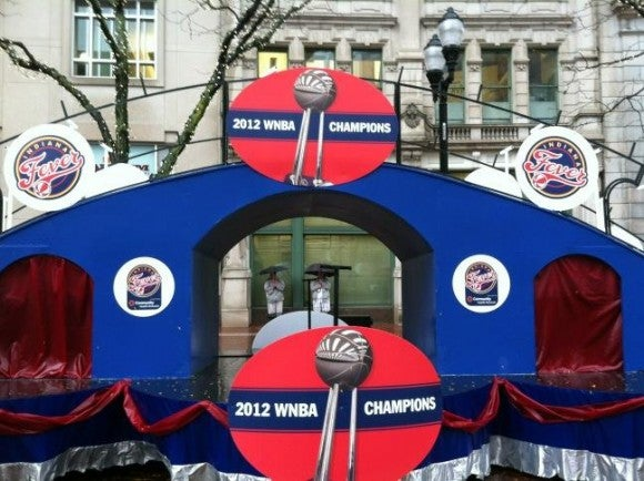 WNBA Championship Parade Almost Happens