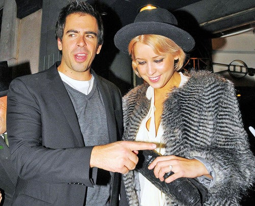 Peaches Geldof Is Not Engaged, She Just Likes to Wear Diamonds on Her Ring Finger