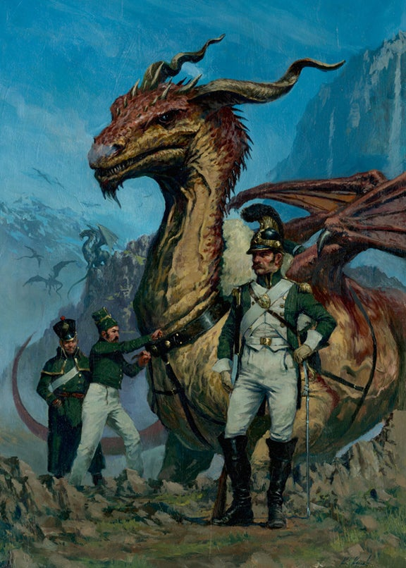 Napoleonic Dragons and Post-Apocalyptic Survivors Like You've Never Seen Them