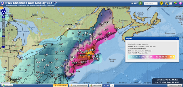 "What You Need to Know About Today's ""Crippling"" Blizzard: Monday Update"