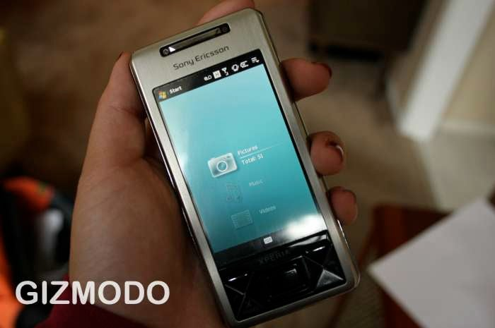 Sony Ericsson Xperia X1 Review