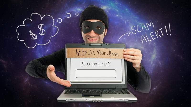 Have You Ever Been the Victim of an Internet Scam?
