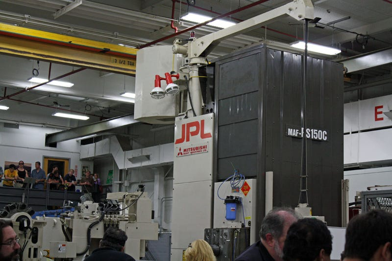 See Inside NASA's Jet Propulsion Lab, Home to the Mars Rover Curiosity Mission