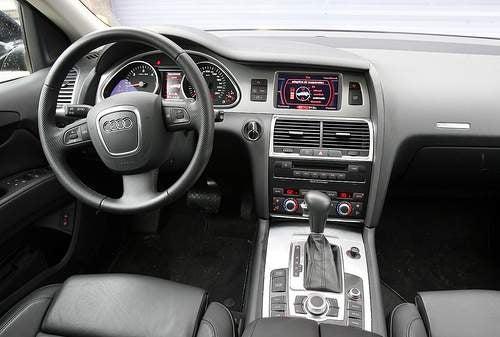 2007 Audi Q7 4.2 TDI