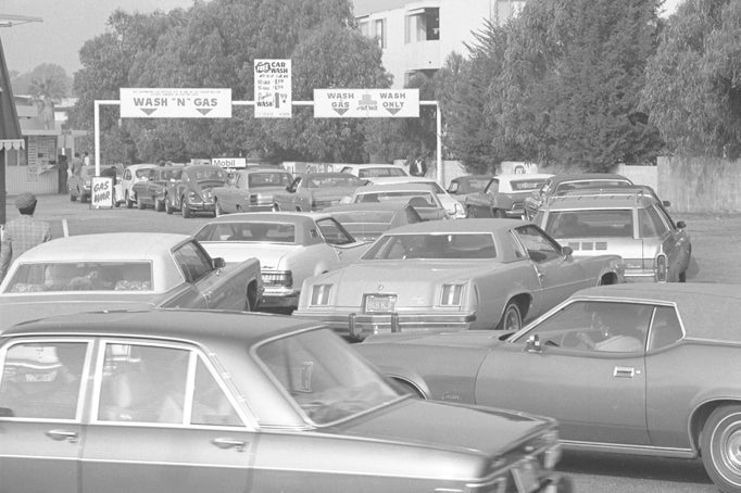 70 Years Of Cars In Los Angeles: The UCLA Library Digital Collection
