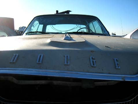End Of The Line For This 1966 Dodge Monaco