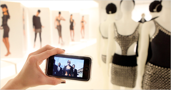 The Frightening Future of Augmented Shopping