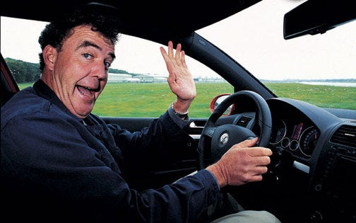 Jeremy Clarkson Calls Prime Minister Very Naughty Word