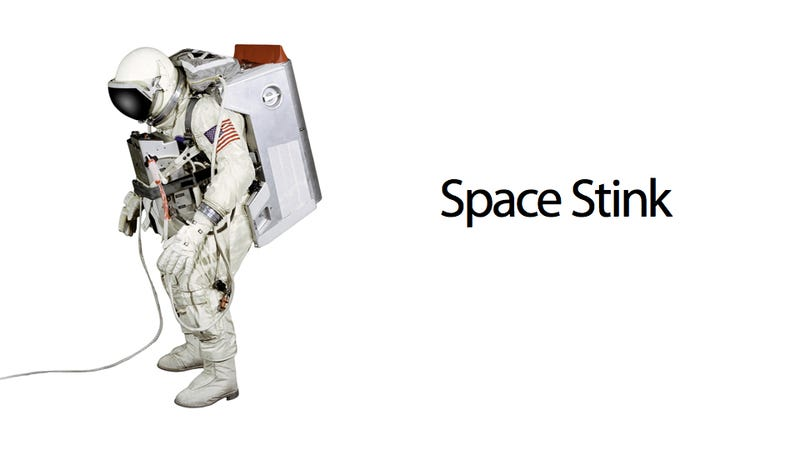 What Space Smells Like and How to Recreate It
