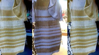What The Fuck Is Wrong With Your Eyes? A Dress Explainer