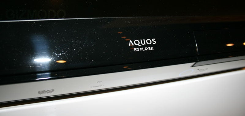 Sharp Jumps Into the Blu-ray Player Derby With its Aquos BD-HP20U