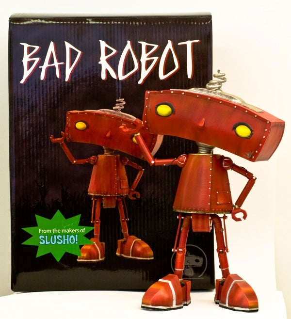 Bad Robot Limited Edition Figurine