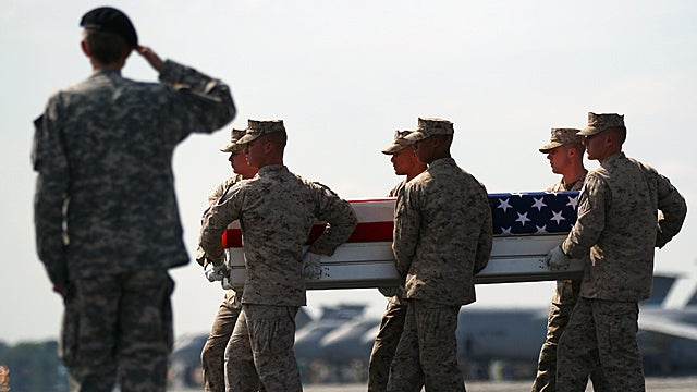 The Air Force Tossed Remains of Unknown Soldiers in a Garbage Dump