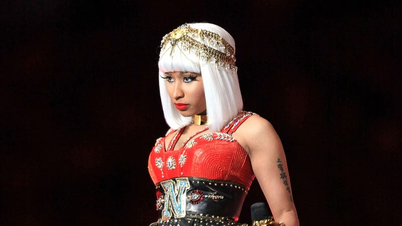 Nicki Minaj Is the Latest Star to Worship at the Altar of Marilyn Monroe