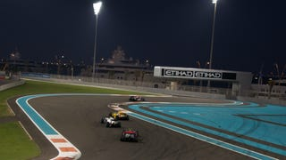 Formula 1 Does Not Issue Statement Concerning Abu Dhabi's Anti-LGBT Law