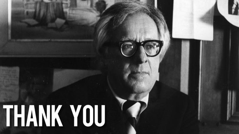 Dear Mr. Bradbury, Thank You for the Christmas Wishes