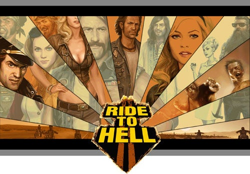 Deep Silver's Ride To Hell - GTA Easy Rider?