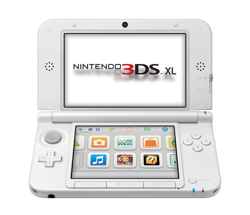 There's a New Pink 3DS