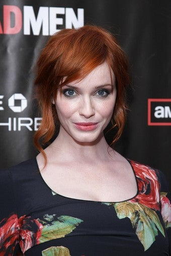 Is The Media Kate-Winsletting Christina Hendricks?