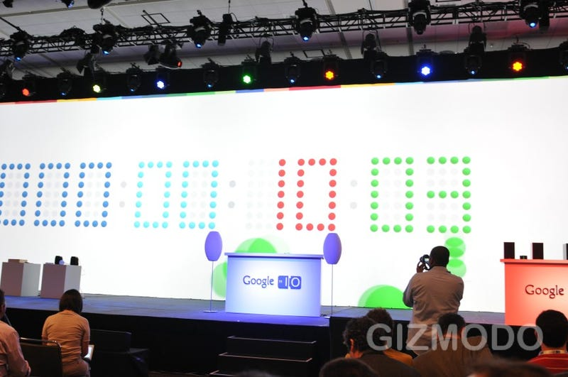 Live From Google IO